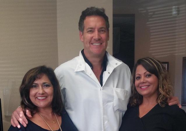 San Juan Laser Dentistry Team Photo
