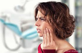 dental disease is silent pain in the cheek